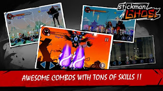 Stickman Ghost Warrior Mod Apk Download Unlimited Money For Android