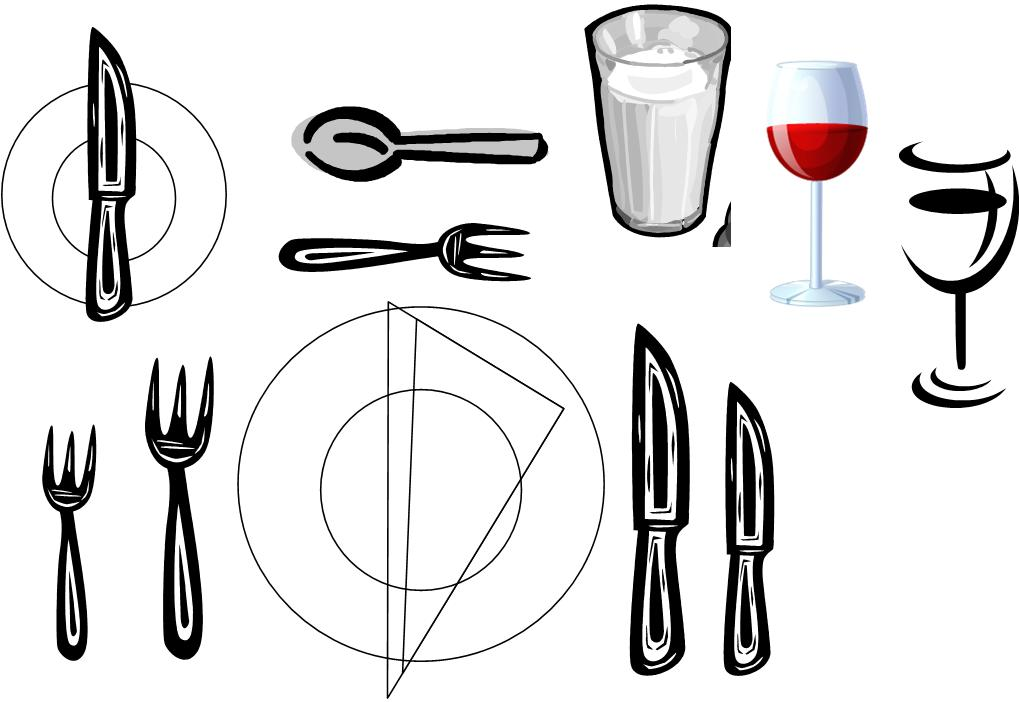 Dinner Party Tips How To Lay A Table