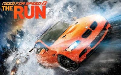 لعبة Need for Speed The Run مضغوطة بحجم صغير
