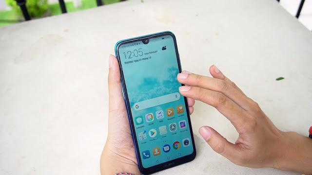 سعر ومواصفات هاتف Huawei Y7 Pro 2019 الجديد