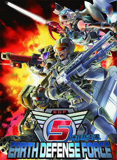 Download the EARTH DEFENSE FORCE 5 + DLC Unlocker for PC