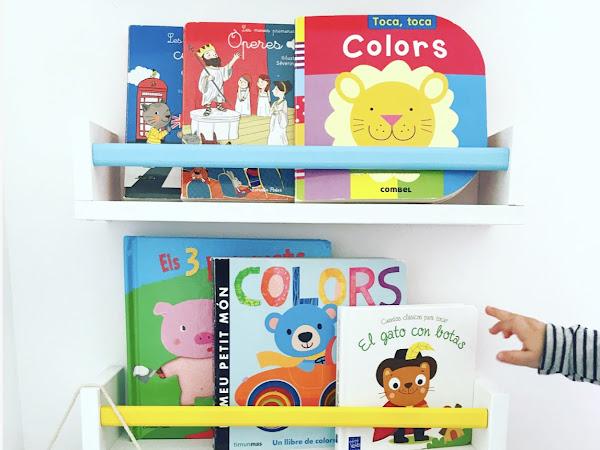Hackeando muebles de ikea: librería infantil