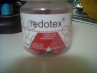 Redotex para bajar de peso pastillas
