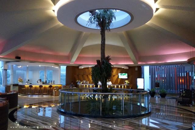 Lobi Hotel Pesona Alam Resort & Spa