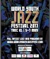 world youth jazz festival 2017, kuala lumpur malaysia , 5-7 May 2017
