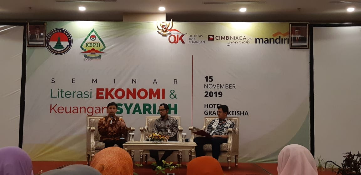 Literasi Syariah Pacu Kemajuan Industri Syariah