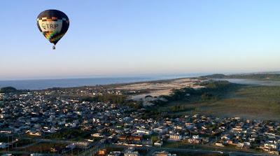 Passeio de Balão (Foto: Divulgação/SBT)