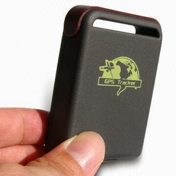GPS Tracker Mini Real Time Portable