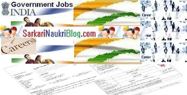 Sarkari Naukri Government Job