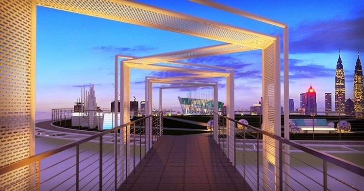 The Roof First Avenue Bandar Utama
