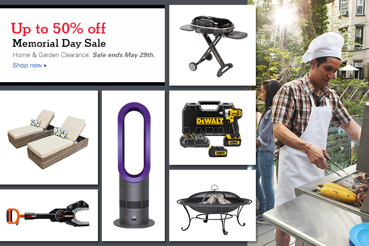 Home Depot Memorial Day Sale 2016