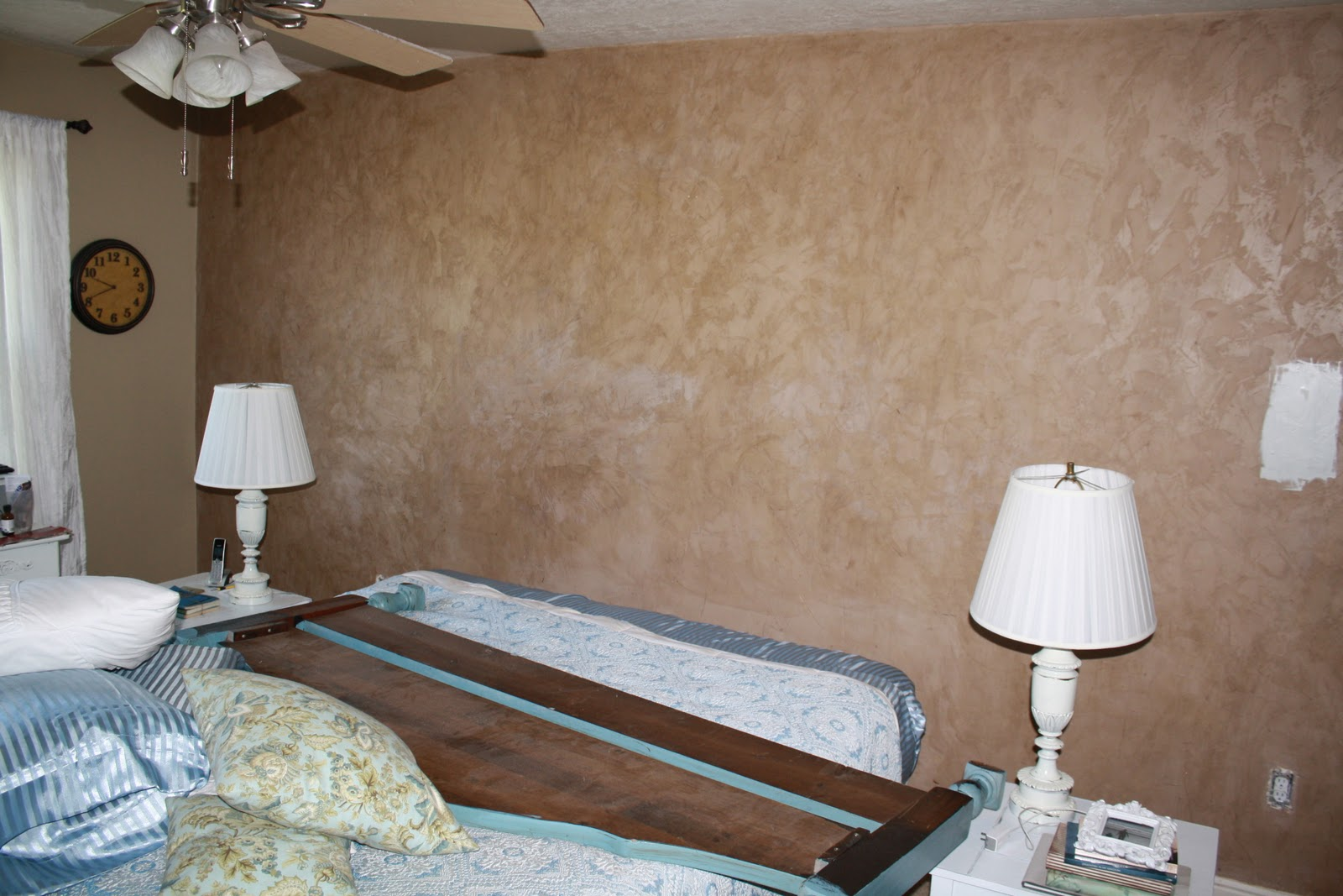 Why Is It Called A Master Bedroom The Painted Parlor Master Bedroom Wall