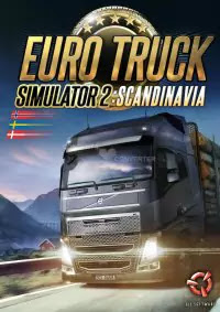 تحميل لعبة EURO TRUCK SIMULATOR 2 برابط تورنت