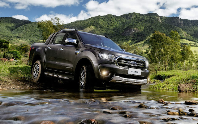 Ford Ranger 2020 Limited - R$ 188.990