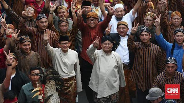 Tim Prabowo Serukan Nobar Debat Pilpres di Seluruh Indonesia