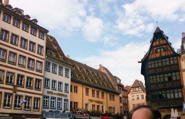 Strasbourg, Francja, architektura, Stare Miasto