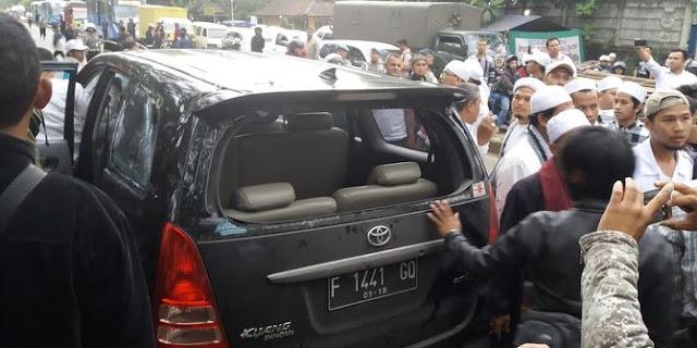 Mobil FPI Diserang, Media Pura-pura Tidak Tahu, Kalau FPI Yang Nyerang Beritanya Bisa 7 hari 7 Malam