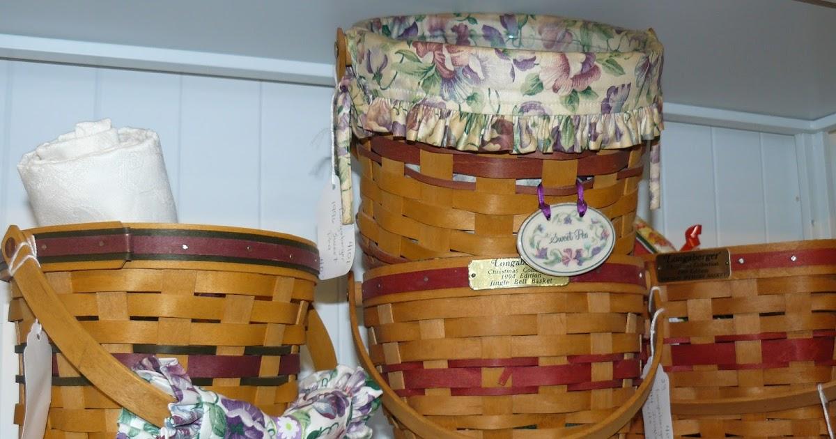 SCRANBERRY COOP : Longaberger Baskets, Prints, Pottery ...