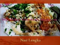 Pantura atau Pantai Utara merupakan jalur utama bagi para pemudik menuju kampung halaman Resep Nasi Lengko khas Pantura Sederhana dan Halal