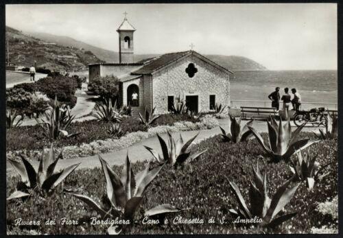 Bordighera, Capo e Chiesetta di Sant'Ampelio