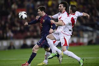 Барселона – Райо Вальекано смотреть трансляцию онлайн  09/03 в 20:30 МСК.