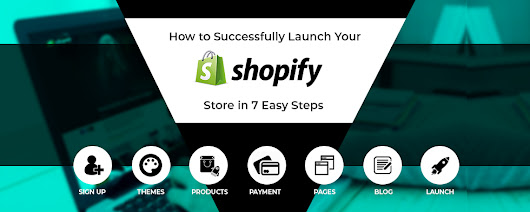 How to Successfully Launch Your Shopify Store in 7 Easy Steps - Los Angeles SEO - Web Design Company - Mobile Apps | ClapCreative
