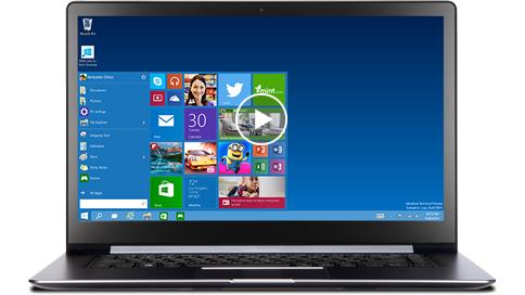 Fakta Windows 10