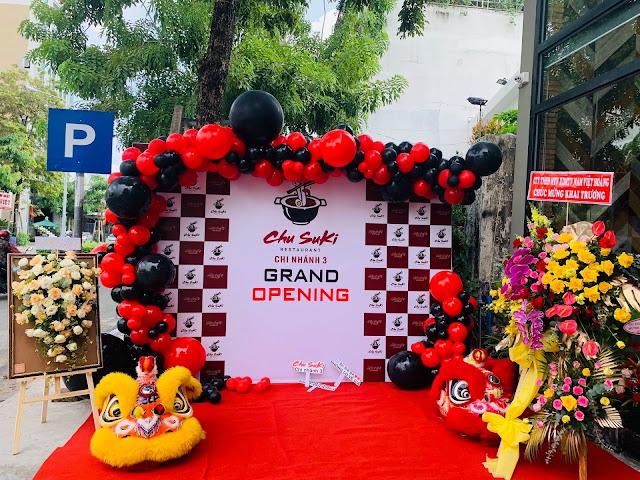 Dịch vụ khai trương trọn gói tại Hà Nội