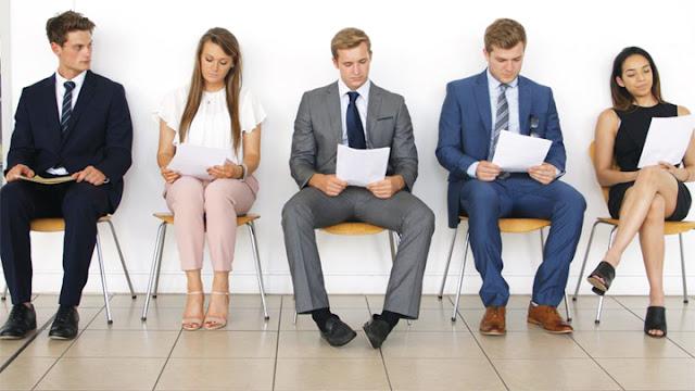 Job-interview مقابلة العمل الوظيفة