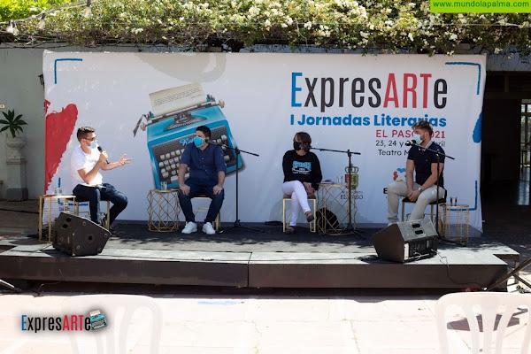 Éxito de la primera edición de expresarte en El Paso