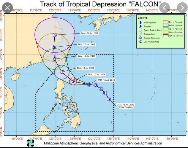Metro Manila Billboard Status : Typhoon Falcon Leaves Country