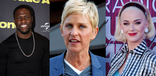 """elebrities Talking On their Stories at """"The Ellen DeGeneres Show"""" amid Toxic Workplace Claims"""