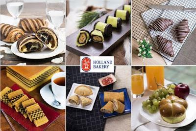 alamat Holland Bakery Surabaya