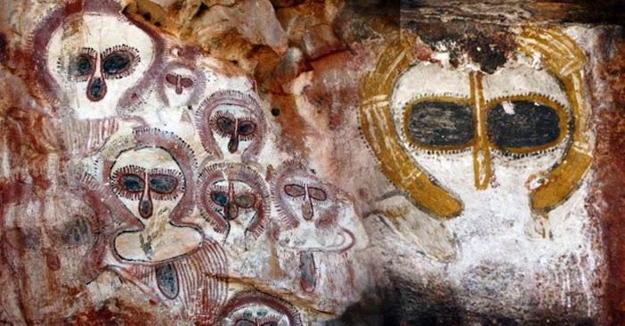 Las pinturas rupestres de Australia se perfilan como las más antiguas de la humanidad.