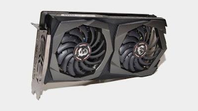 NVidia GeForce GTX 1650 SUPERダウンロードドライバー