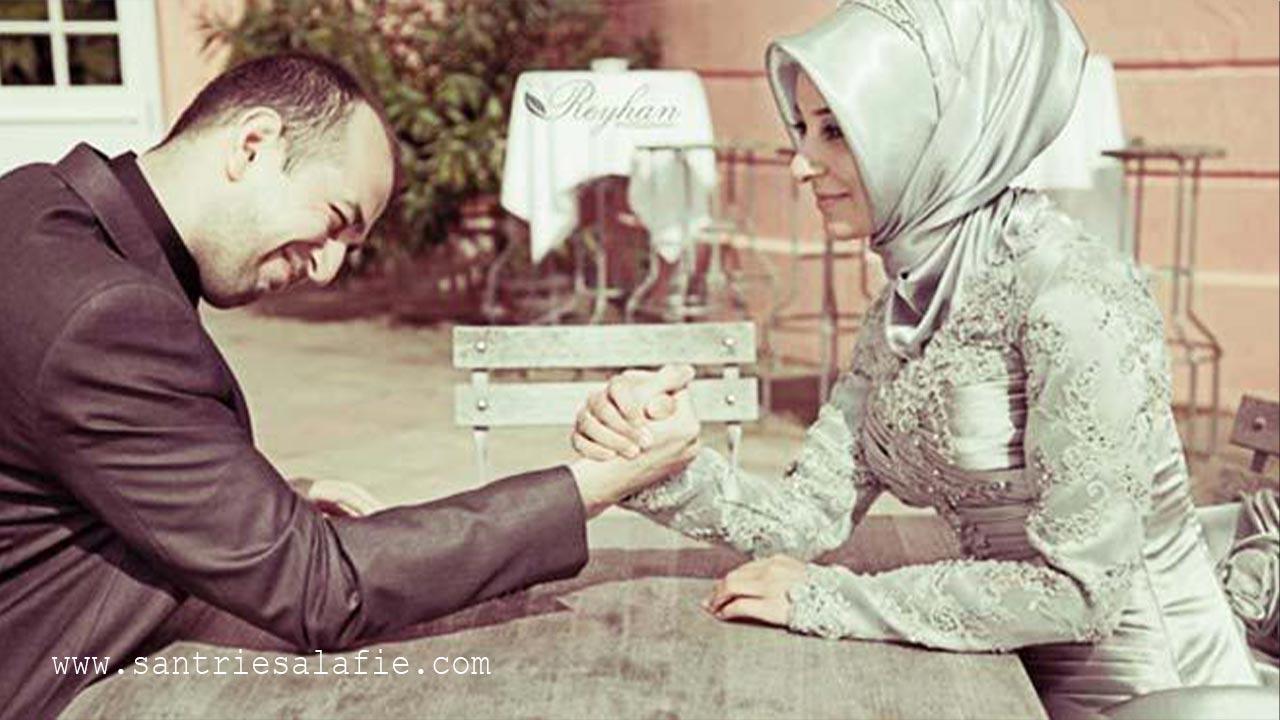 Ramadhan Pertama bersama Pasangan It Was Extraordinary by Santrie Salafie