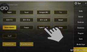 Cara Mengubah Bahasa di PUBG Mobile Dengan Mudah 3