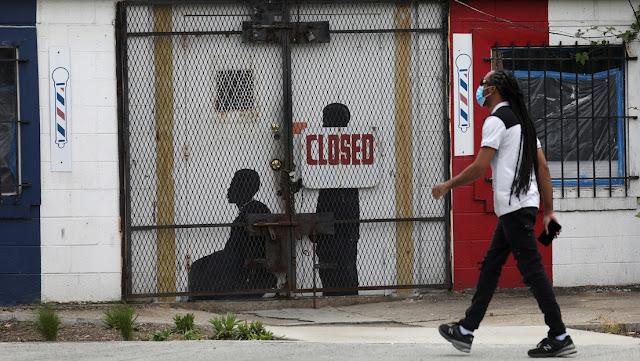 La economía de EE.UU. durante la pandemia: entre el enorme desempleo y la revalorización de los ejecutivos