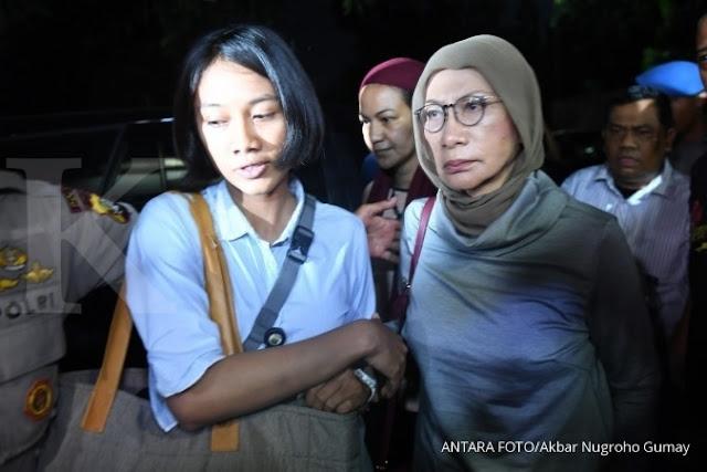 Polisi soal Penangkapan Ratna Sarumpaet: Agar Tak Kabur seperti Rizieq