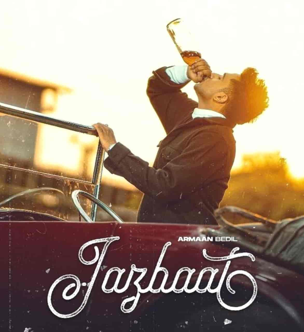 Jazbaat Punjabi Song Image Features Armaan Bedil