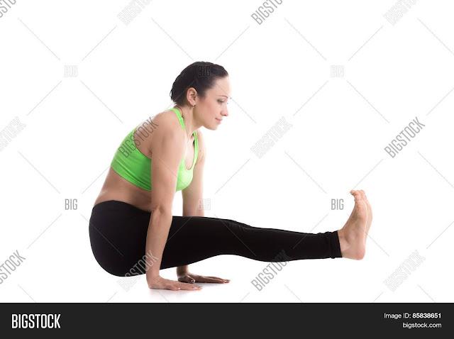 Celibacy posture or posture of celibacy