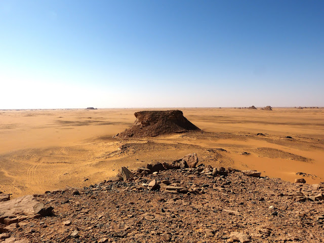 Desert resources contributed to rise of ancient Egyptian Civilisation