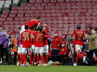 Estoril vs Benfica Preview and Predictions 2021