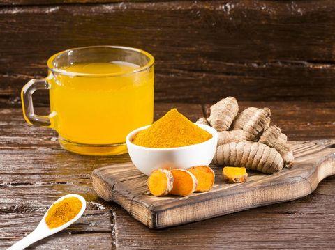 Kunyit bisa jadi minuman herbal penambah imun