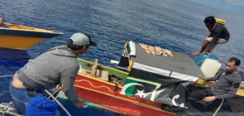 2 Anggota Polisi 1 PNS Ditemukan Selamat, 4 Hari Sempat Hilang di Laut