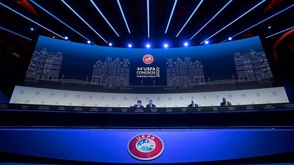 UEFA suspends UCL, Europa League