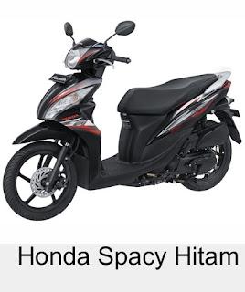 Sepeda Motor Spacy 2