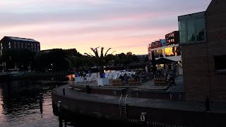 Gracht Zwolle Spaziergang Hafen