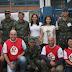 Tiro de Guerra 02/077 participa de doação de sangue