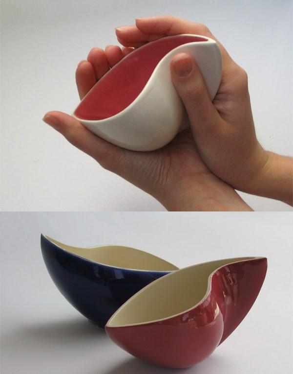 Bonitos diseños de tazas innovadores y creativos.